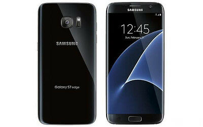 $ CDN220.85 • Buy /Samsung Galaxy S7 Edge SM-G935W8 - 32GB - Black Unlocked 7/10 Burn Image