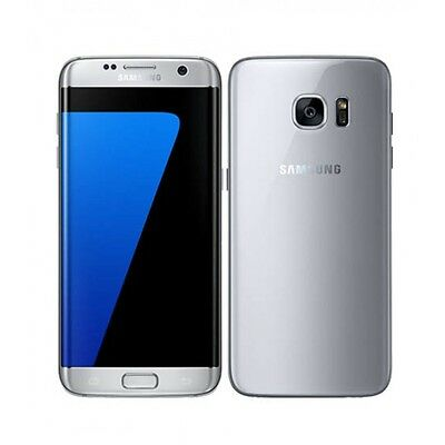 $ CDN345.10 • Buy Samsung Galaxy S7 Edge SM-G935W8  32GB - SILVER 9/10