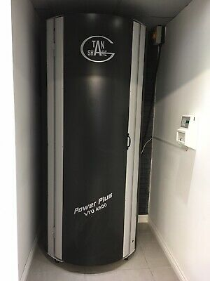 48Tube 160w/250 Tanning Stand Up Vertical Sunbed Home Use • 1,900£