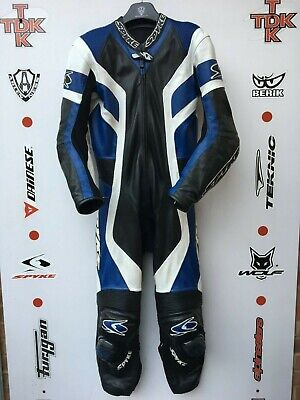 £275 • Buy Spyke 1 Piece Race Suit With Hump Size 40 Uk 50 Euro