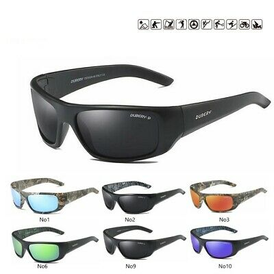 AU14.92 • Buy Mens Sunglasses Polarized Glasses Driving Sport Outdoor Fishing Beach Eyewear