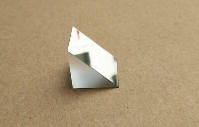 $15 • Buy 2pcs 20x20x20mm K9 Optical Glass Right Angle Slope Reflecting Prism