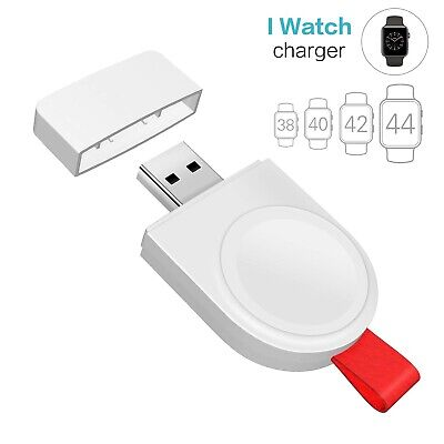 $ CDN15.78 • Buy Watch Charger Wireless Portable Charger Compatible With Apple Watch Series 1/2/3
