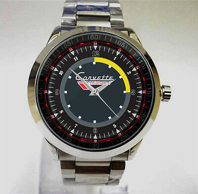 $15.50 • Buy 1963 Chevrolet Corvette Grand Accessories Sport Watch