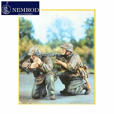 Nemrod German MG42 June 1944 N35002 1/35 Scale Resin Model Figures • 18.85£