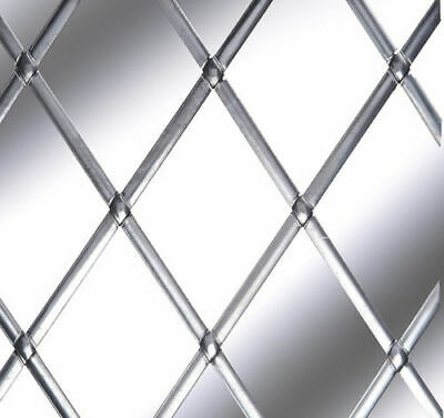Self Adhesive Lead Strip 6mm  Silver Window Lead X 5metre Coil, Free Post • 9.49£