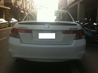 $ CDN130.60 • Buy Painted Honda 08-12 ACCORD Sedan OEM Type Trunk Spoiler Color:B92P Black ◎