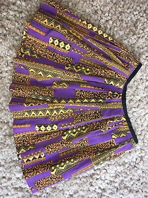 Topshop/ Ethnic Summer Skirt/ Size 10/ With Pockets/ Excellent Condition. • 5£