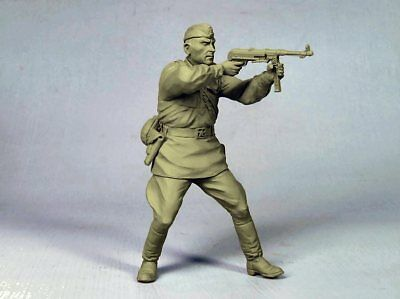 Tahk Model Soviet Infantry Officer 1942 1/35 Scale Resin Figure T35019 • 11.95£