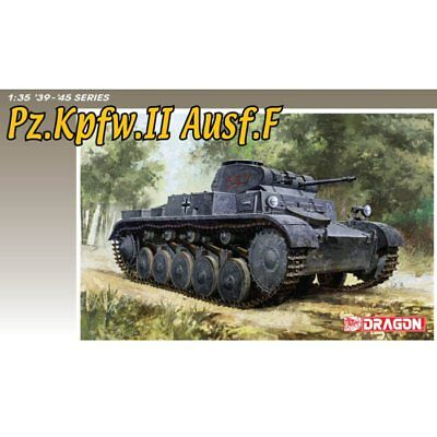 Dragon 6263 German Pz.Kpfw II Ausf F 1/35 Scale Plastic Model Kit • 49.95£