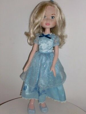 Cinderella Doll 20  By Zapf Creations Blue Dress & Shoes • 9£