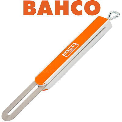BAHCO 200mm 8  ALUMINIUM SLIDING ADJUSTABLE ANGLE BEVEL STAINLESS STEEL BLADE  • 14.15£