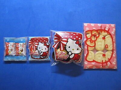 £2.39 • Buy Small/Medium Hello Kitty Self Adhesive Seal Bags For Cookie Candy Accessery