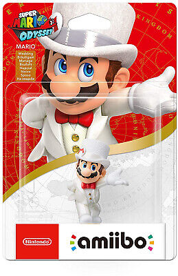 AU40.39 • Buy Nintendo Amiibo Character Mario Odyssey Collection NEW FAST FREE POSTAGE