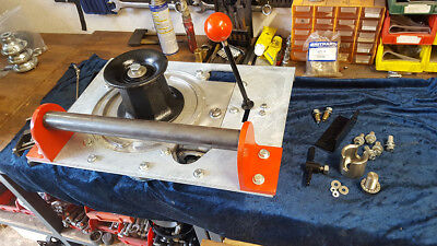 $1850 • Buy Series Landrover Aeroparts Capstan Winch - Complete Setup