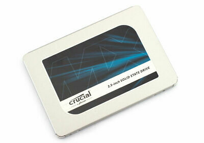 """View Details Crucial MX500 1TB Internal 6.35 Cm (2.5"""") Internal SSD Solid State Drive • 109.00£"""