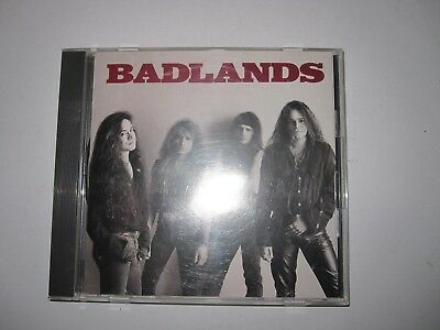 Badlands - S/T  RARE (Jake E Lee, Ozzy, Kiss) • 49.95£