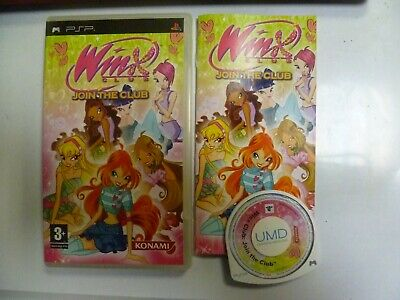 £39.99 • Buy Winx Club: Join The Club - PSP Game - Playstation Portable - Free, Fast P&P!