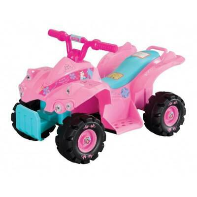 AU199 • Buy Disney Princess™ 6V Electric Quad Bike Rechargeable Battery Kids Ride On Toy Car