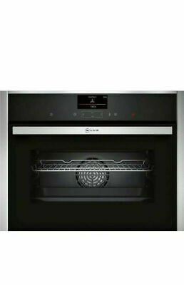 £669 • Buy NEFF C27CS22H0B N90 Built In 60cm A+ Electric Single Oven Stainless Steel