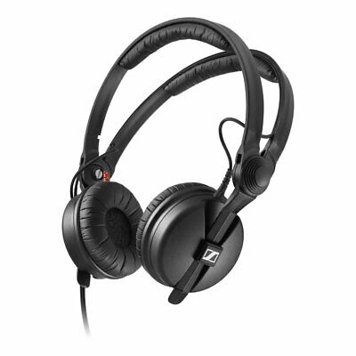 Sennheiser HD25 (Latest Model) Professional DJ Headphones, 1.5M Cable, 3.5mm • 138£