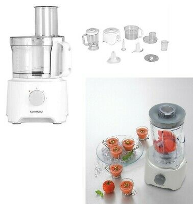 View Details Kenwood FDP301WH Multipro Compact Food Processor -  • 149.99£