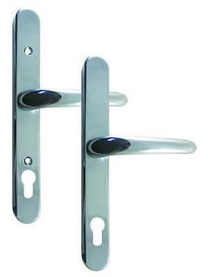 Yale Retro Adjustable 92mm Centres UPVC Lever Door Handles Furniture Chrome • 32.95£