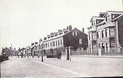 £4 • Buy ROSSALL ROAD  JUNCTION WITH ROUGH LEA ROAD  CLEVELEYS  BLACKPOOL  1910s