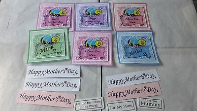 £1.25 • Buy Mothers Day Card Making Sentiments