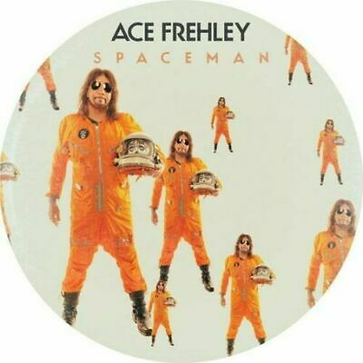 Ace Frehley – Spaceman LP Vinyl Picture Disk RSD 2019 NEW! • 41.91£