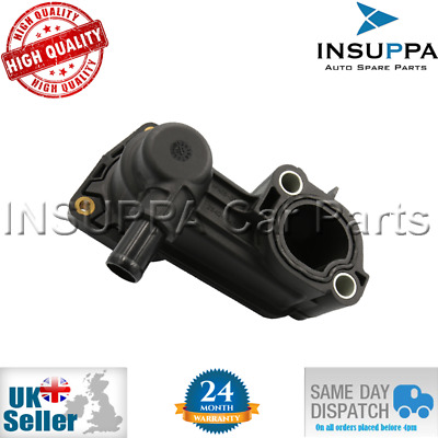 Thermostat Housing Fits Ford Focus Galaxy Mondeo Transit 1.8 Diesel 2s4q9k478ad • 14.95£