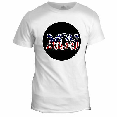 The MC5 Inspired T-Shirt Indie Band Music Concert Rock Mens Gang Tumblr YOLO Tee • 4.99£