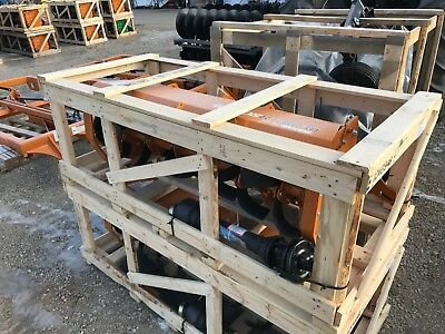 63198 Heavy Equipment, Parts & Attachments Woods Shaft For T540 Rotary Tillers