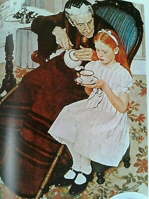$ CDN31.14 • Buy The Second Norman Rockwell  ~ Vintage Poster Book ~ 1st Printing