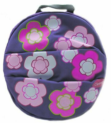 Clippasafe TODDLER DAYSACK WITH DETACHABLE LEAD REINS Backpack Baby Flower  BN • 12.99£