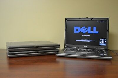 $ CDN331.28 • Buy Lot Of (3) 15.4  Dell Latitude D531 AMD Dual Core 2.0Ghz 4GB RAM 320GB HDD No OS