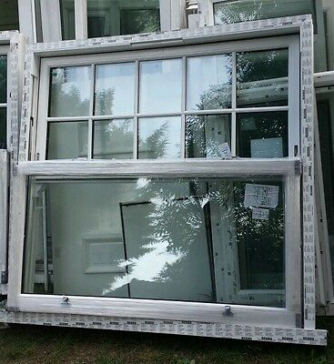 Upvc Double Glazed Sash Windows W 151.2 X H 147.7 CM • 565£