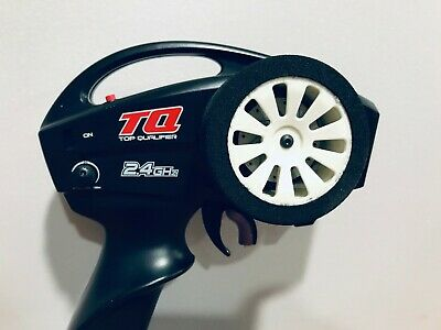 $ CDN14.51 • Buy Traxxas TQ / TQi Transmitter Wheel Adapter With White JACO Foam Wheel