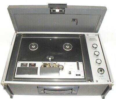 $100 • Buy Vtg Sony TC-260 Tapecorder Solid State Reel To Reel Stereo Recorder/Player