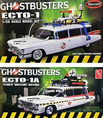 AMT / Polar LIghts 1/25 Ghostbusters Ecto-1 Vehicle 1 25 • 39.95£