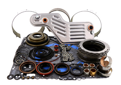 $ CDN536.93 • Buy 2002-up Ford 5R55W 5R55S Transmission Deluxe Rebuild Kit With Truck Filter