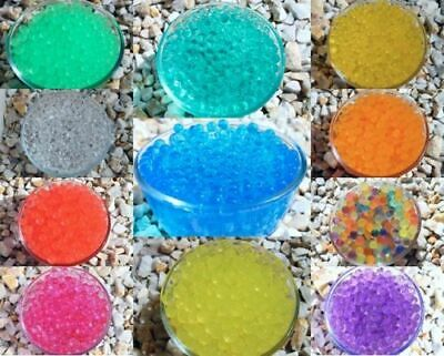 AU3.49 • Buy Crystal Soil Water Beads Orbeez Gel Jelly Ball Wedding Party Decoration 10g Pks