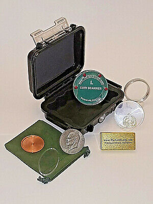 Large Coin Tester Kit:Test Gold Maple Leaf And Silver Dollar Aren't Counterfiet • 84.92£