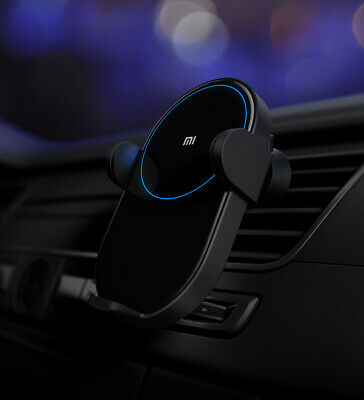 AU56.95 • Buy Xiaomi Mi 20W Qi Car Wireless Charger Fast Charging Infrared Sensor Phone Holder