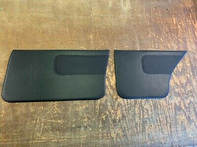 AU595 • Buy Holden Torana LH-LX-UC Front And Rear Door Trim Cards (Black)