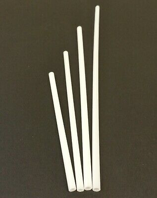 £1.90 • Buy White Plastic Lolly Sticks For Lollipops Cake And Ice Pops Kids Craft