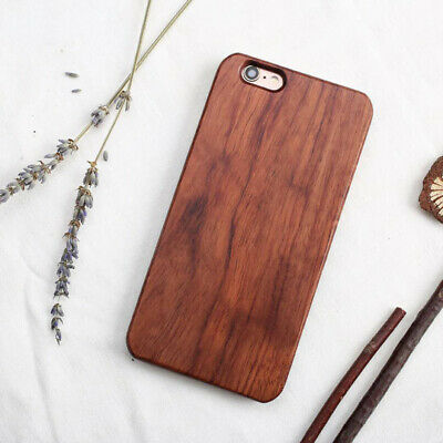 Phone Case Wood Wooden Back Cover For IPhone • 13.99£