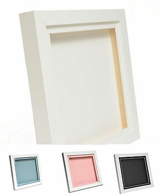 £15 • Buy 3D Shadow Deep Box Photo Frame For Medal, Flower & Crafts Display. Cube Frames
