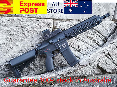 AU320 • Buy Ldt Hk416d 3.0 Versions Gel Blaster Mag-fed Adult Size Au Store 100% Aus Stock
