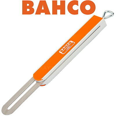 BAHCO 250mm / 10  ALUMINIUM SLIDING ADJUSTABLE ANGLE BEVEL WITH STAINLESS BLADE  • 15.40£